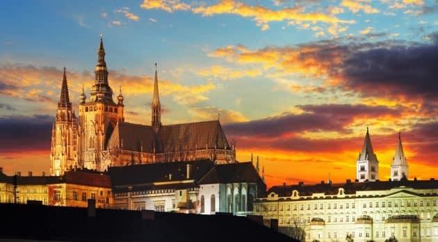 Visiter le Château de Prague : billets, tarifs, horaires