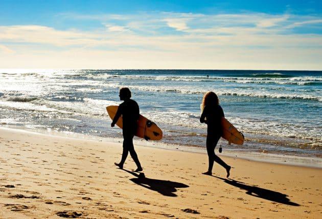 Les 12 meilleurs spots de surf au Portugal