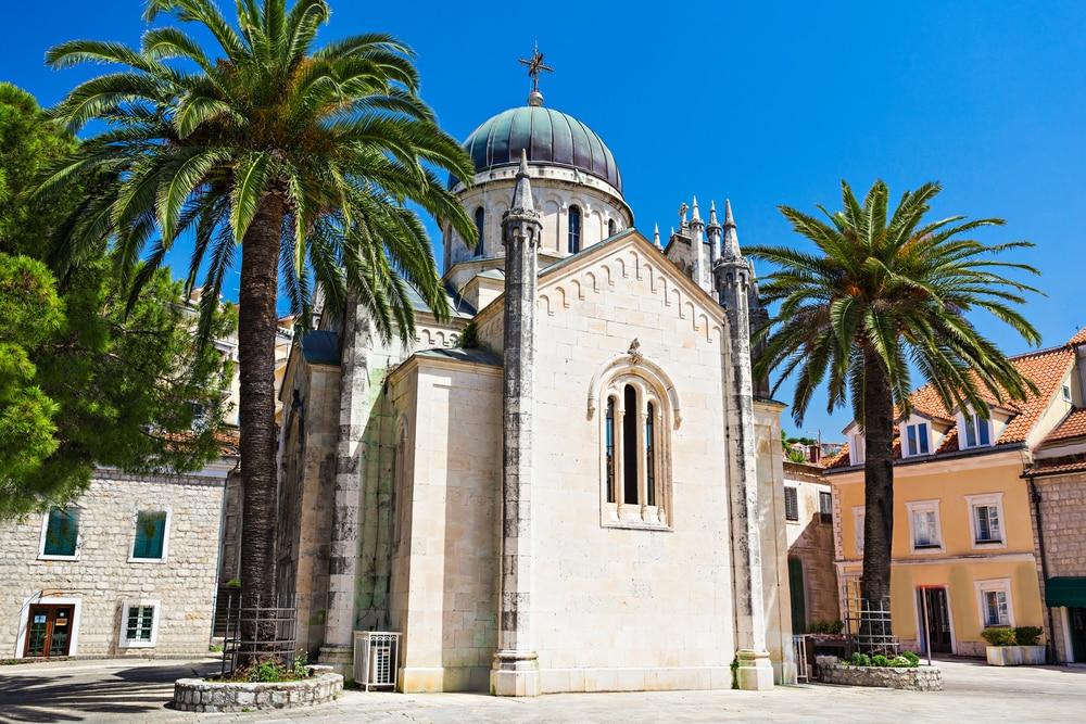 Eglise St. Archangel Michael, Hegceg Novi, Montenegro