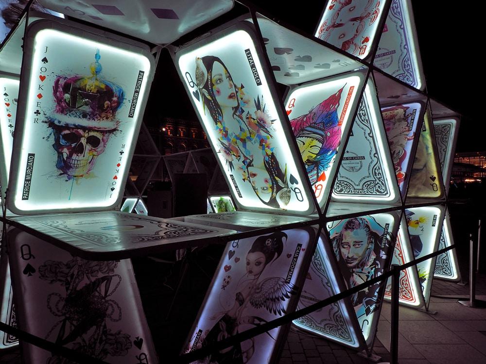 Festival des lumières de Łódź