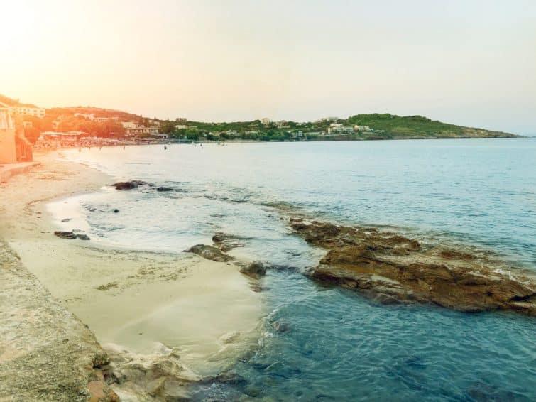 Plage de Karfas, Chios
