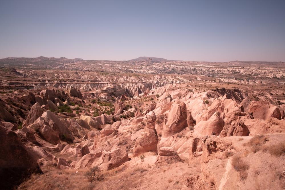 Vallée de Kizilcukur, Cappadoce