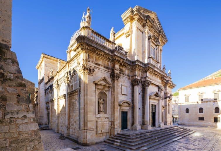 La Cathédrale de l'Assomption, Dubrovnik