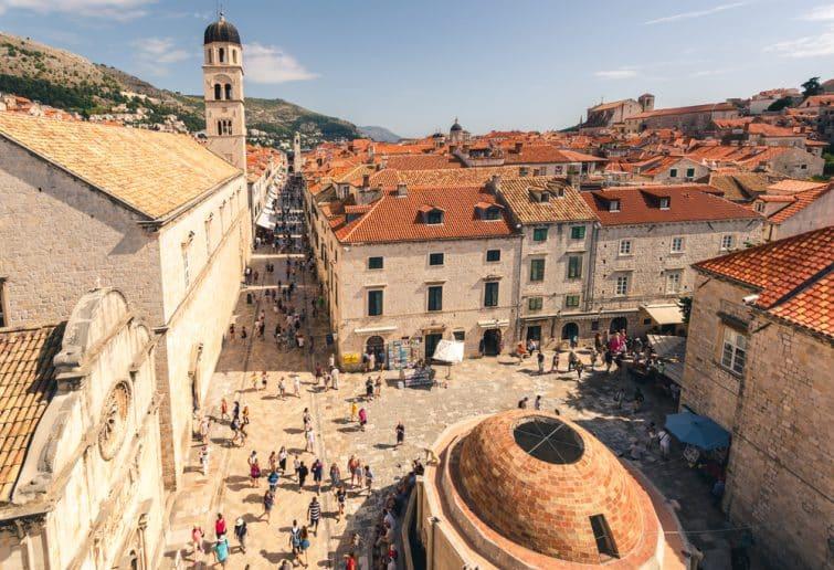 La Stradun, Dubrovnik