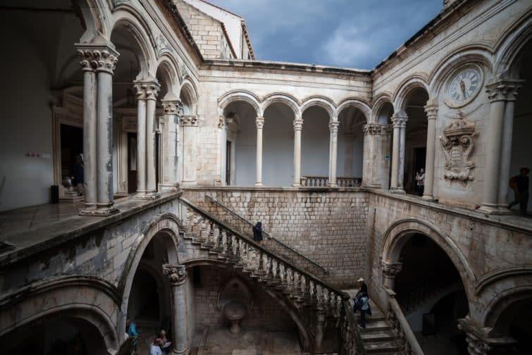 Le Palais du Recteur, Dubrovnik