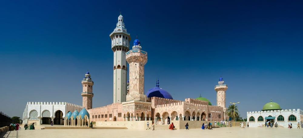 Mosquée de Touba, Sénégal