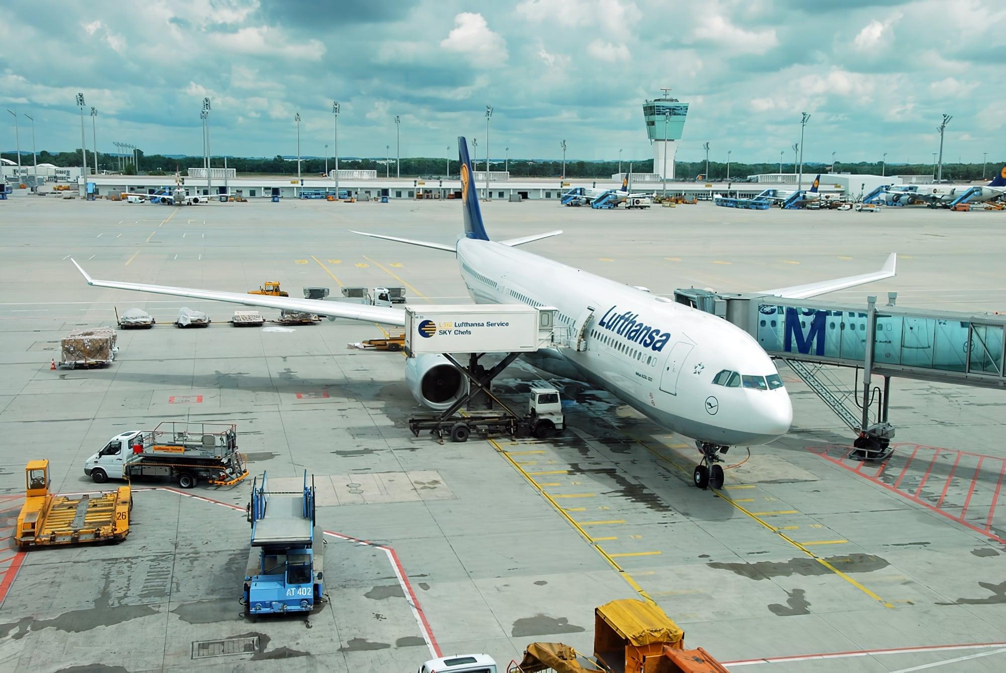 Munich avion