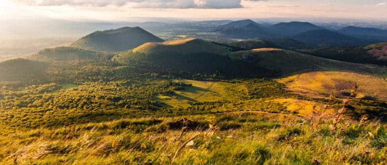 Puy de Dome - Auvergne, France
