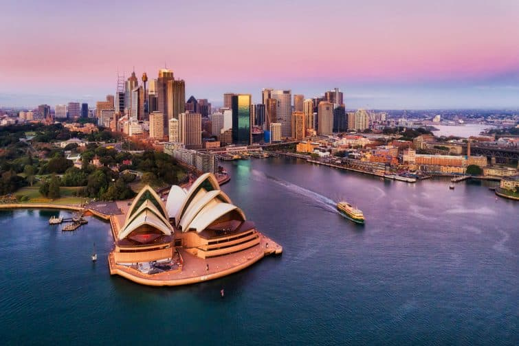Sydney, opéra