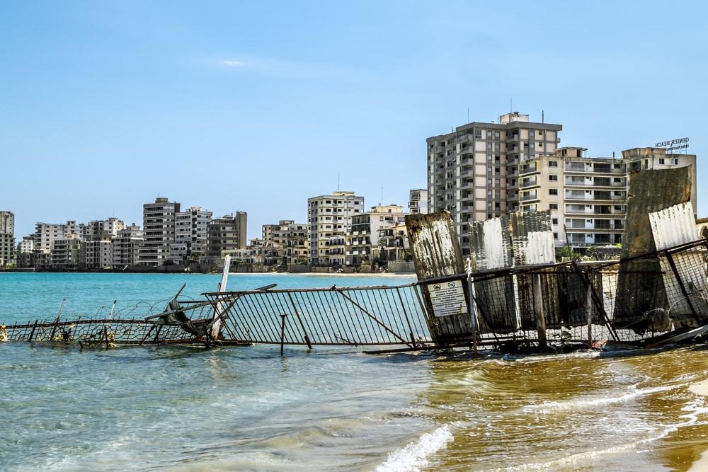 Varosha Famagusta, Chypre