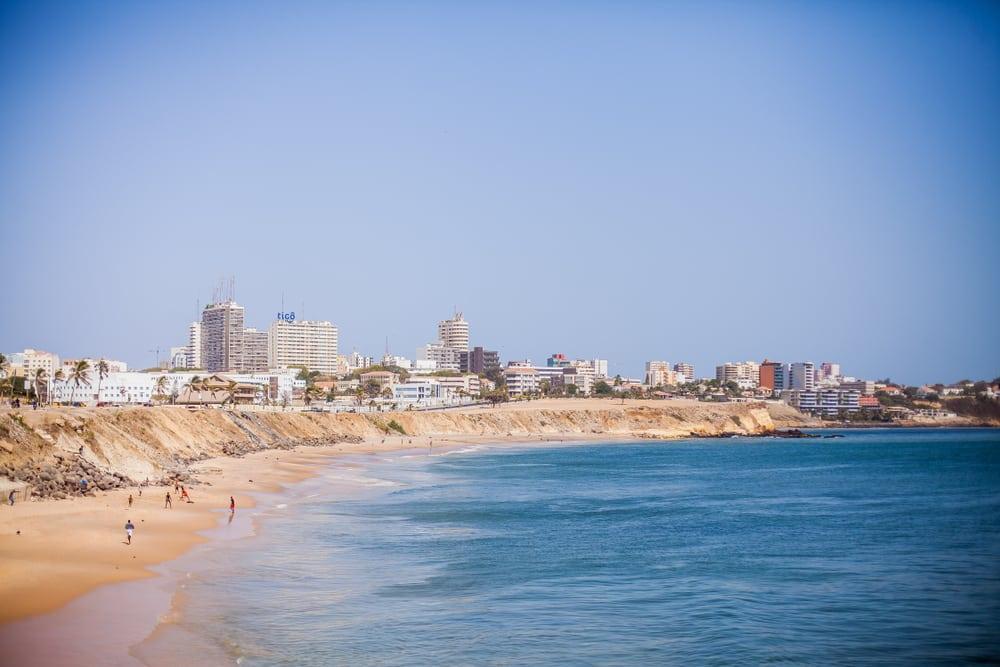 Ville de Dakar, Sénégal