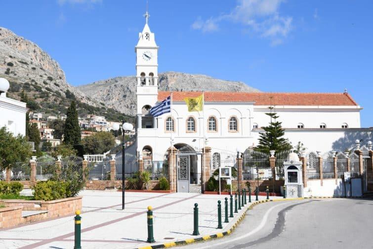 Vrontados, Chios