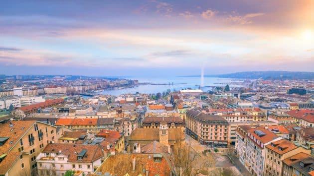 Les 7 meilleurs rooftops où boire un verre à Genève