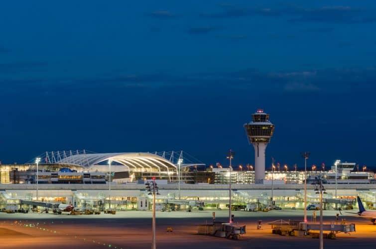 aéroport Franz-Josef-Strauss