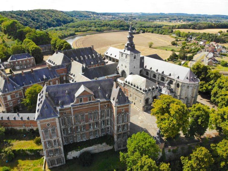 abbaye de Floreffe, Namur