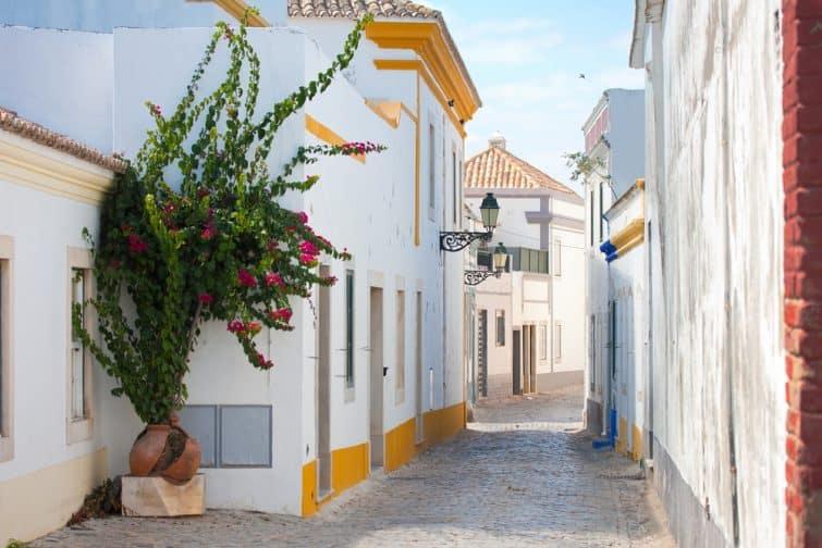 Dans les rues de Faro