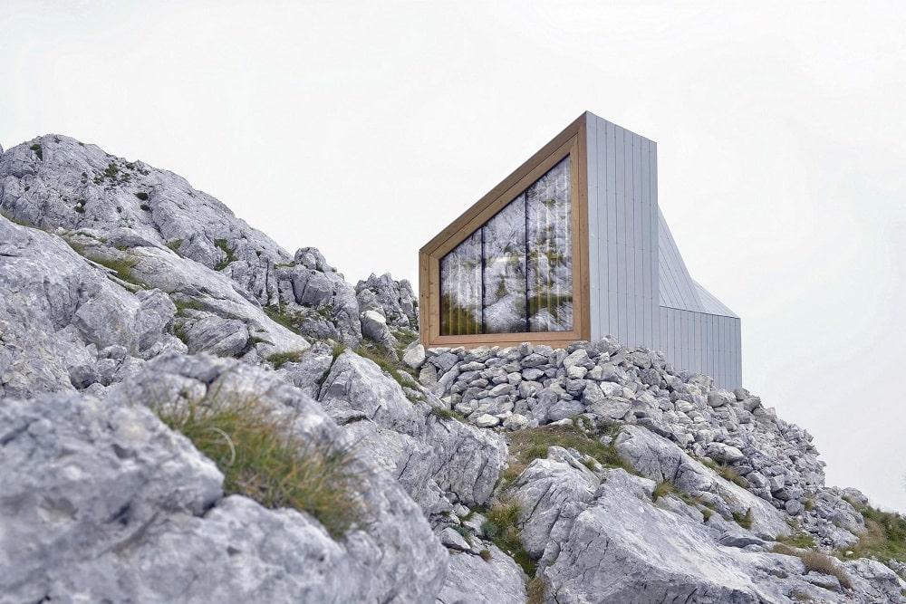 Refuge alpine Shelter