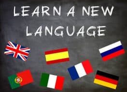 Apprendre une langue facile