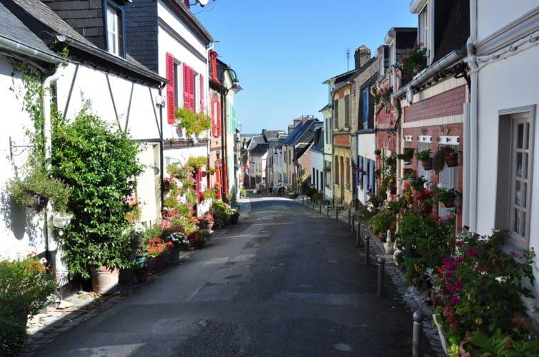 Saint-Valéry sur Somme