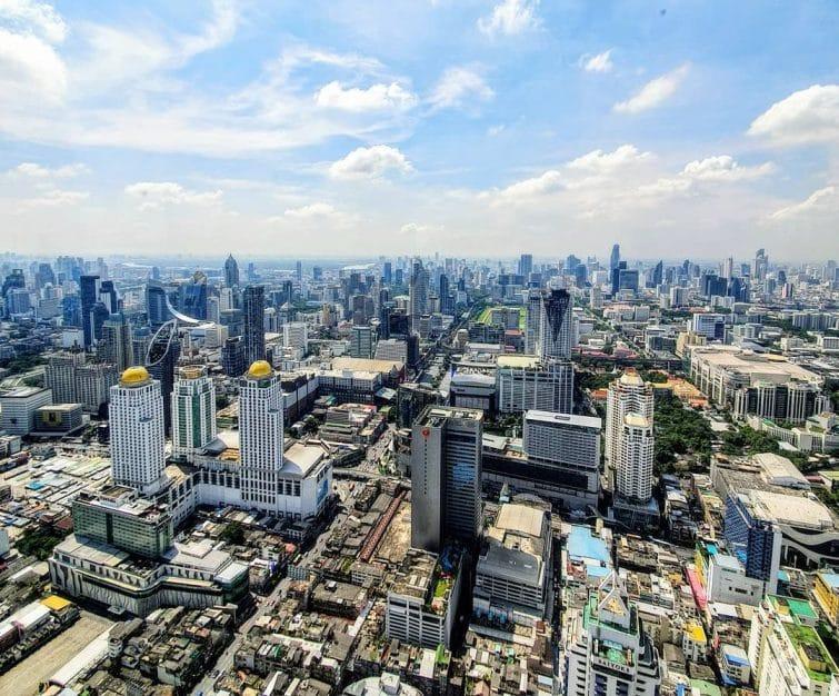 Baiyoke Sky Hotel, Bangkok
