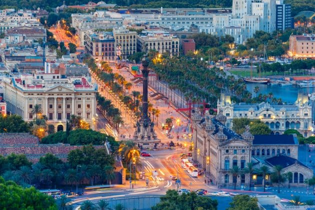 Visiter le Mirador de Colomb à Barcelone : billets, tarifs, horaires