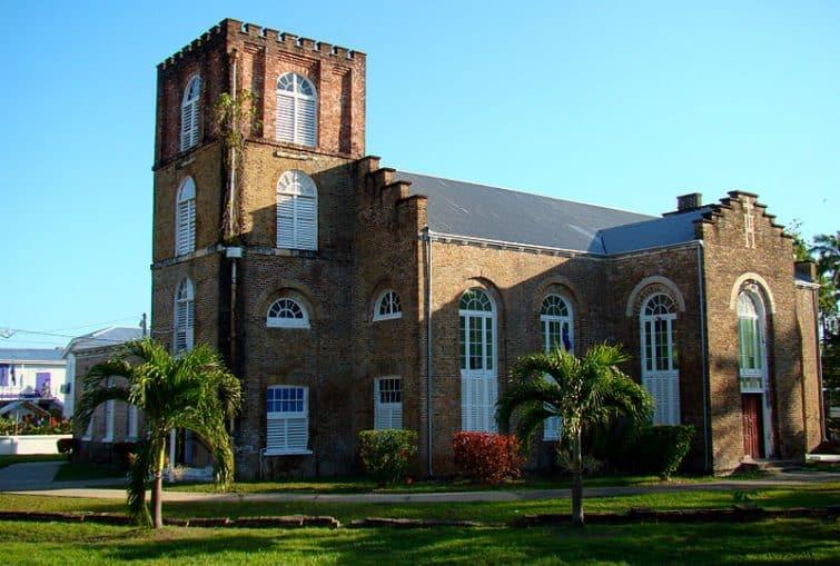 Cathédrale anglicane St John