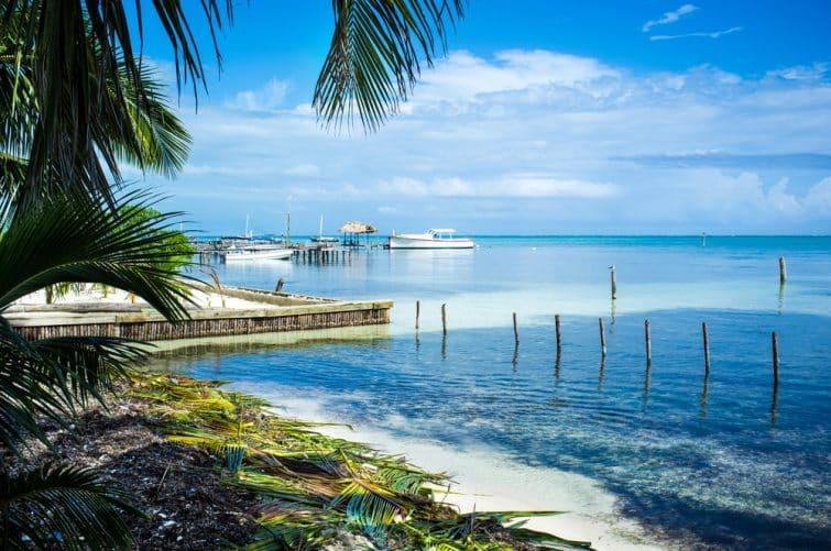 L'île de Caye Caulker
