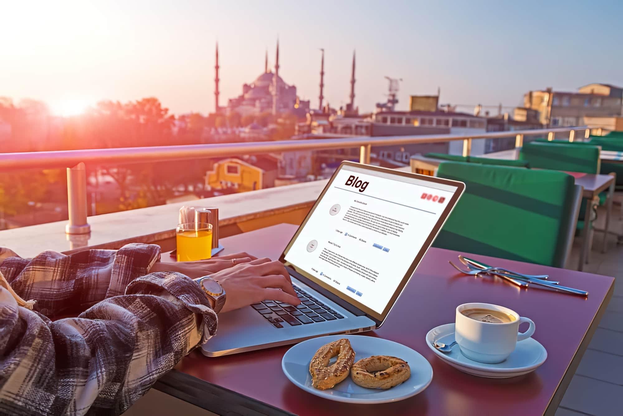 Nos conseils pour créer son blog voyage