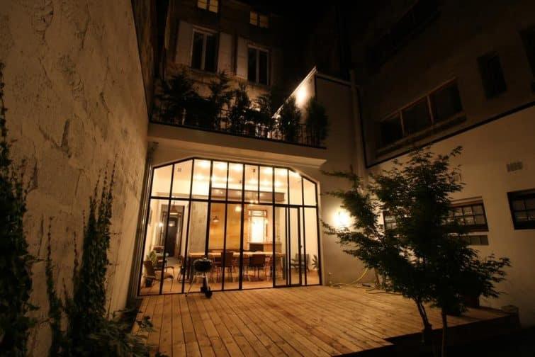 La Casa Blanca de Bordeaux
