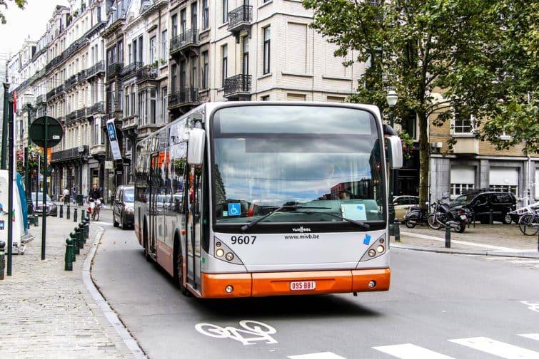 Bus bruxellois