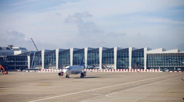 Transfert entre l'aéroport de Bruxelles et le centre