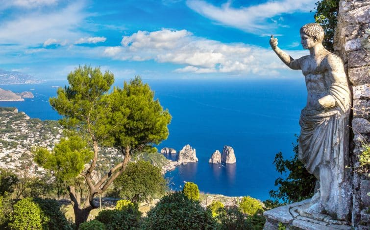 Baie de Capri