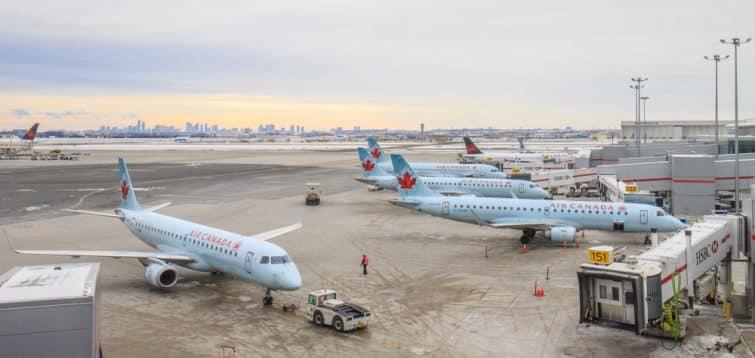 Avions Air Canada