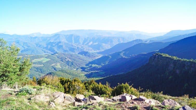 Les Pyrénées catalanes