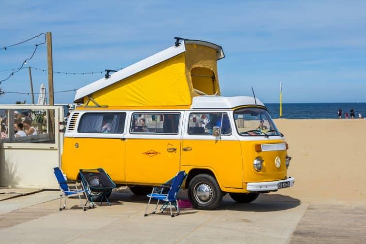 Le mythique Combi de Volkswagen
