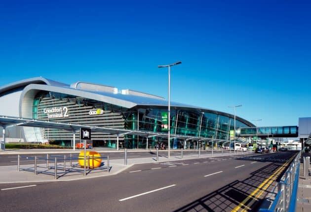 Transfert entre l'aéroport de Dublin et le centre