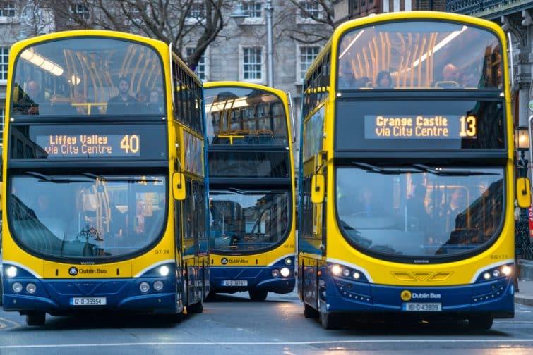 Bus dublinois