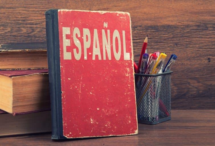 espagnol livre