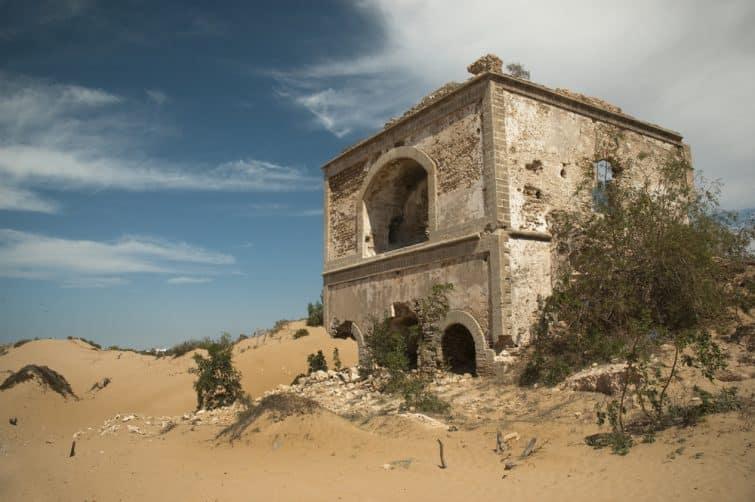 Ruines de Diabat