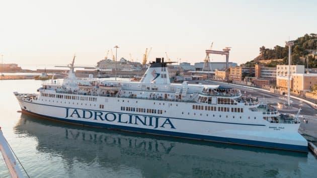 Comment aller à Zadar depuis Ancône en ferry ?