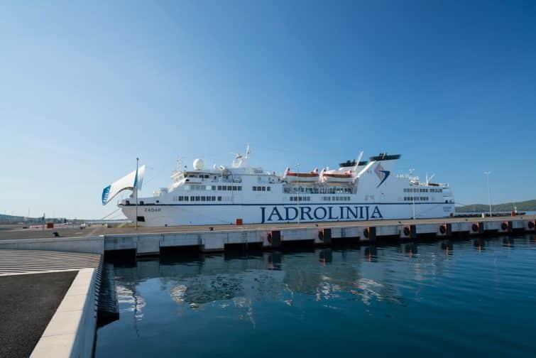 ferry à zadar