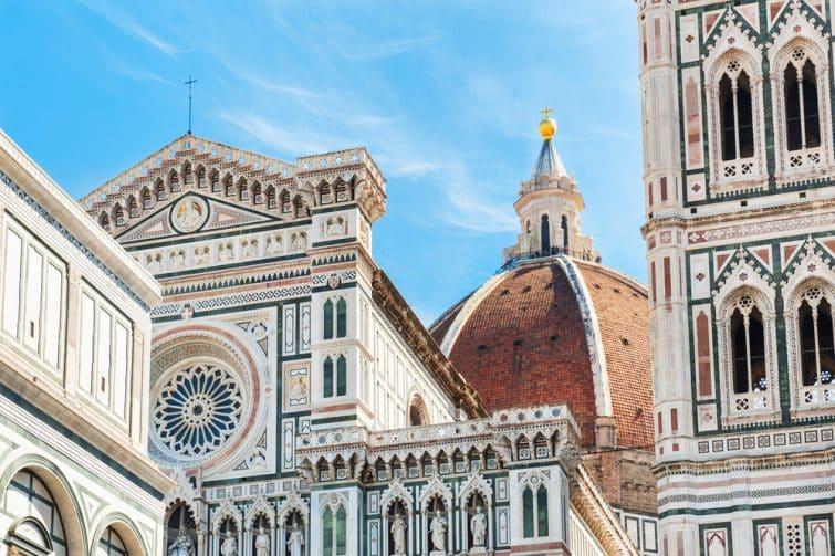 Cathédrale Santa Maria del Fiore - Florence