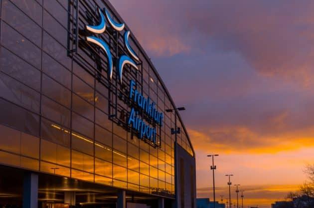 Transfert entre l'aéroport de Francfort et le centre
