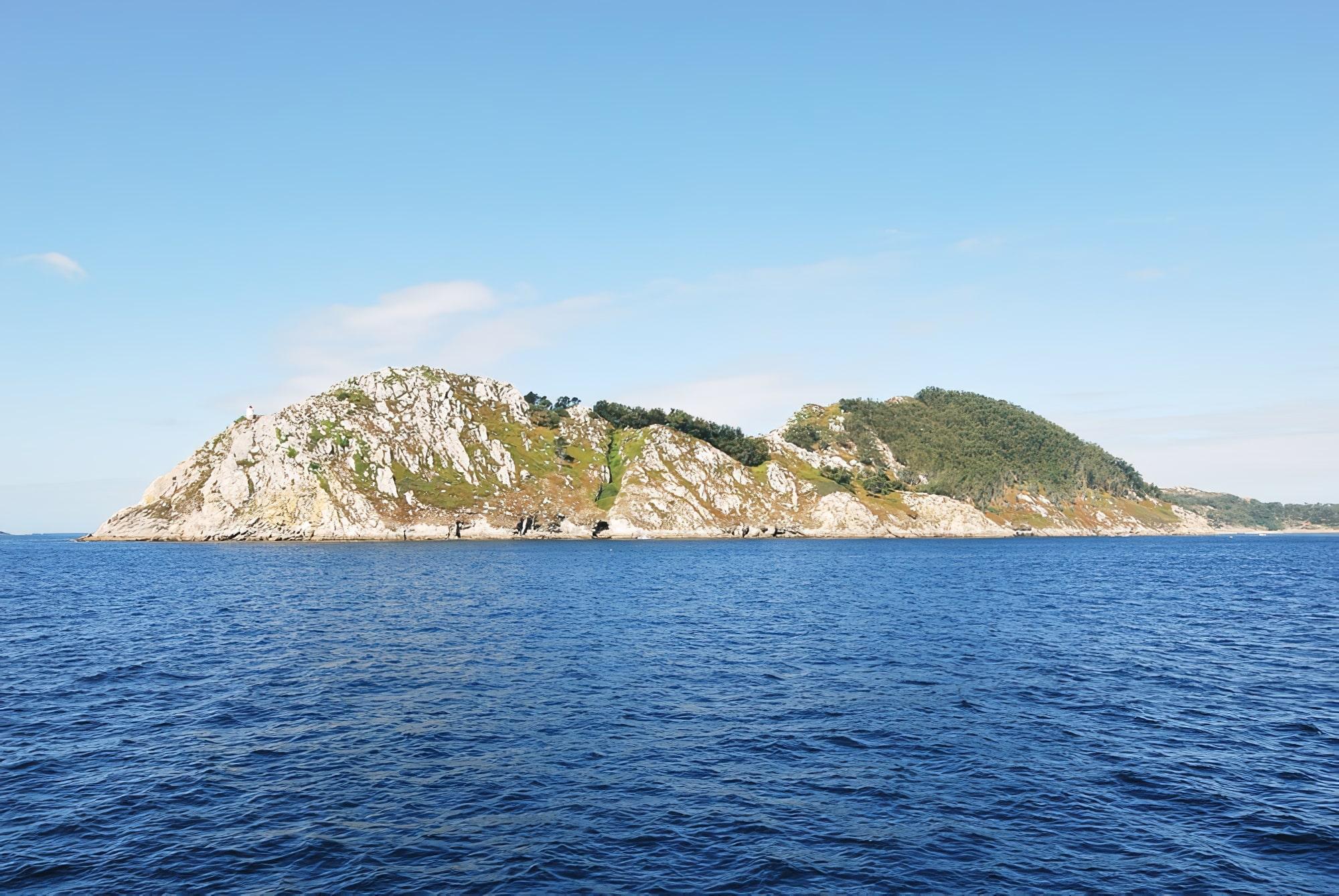 Le Parc National des Îles Atlantiques, en Galice