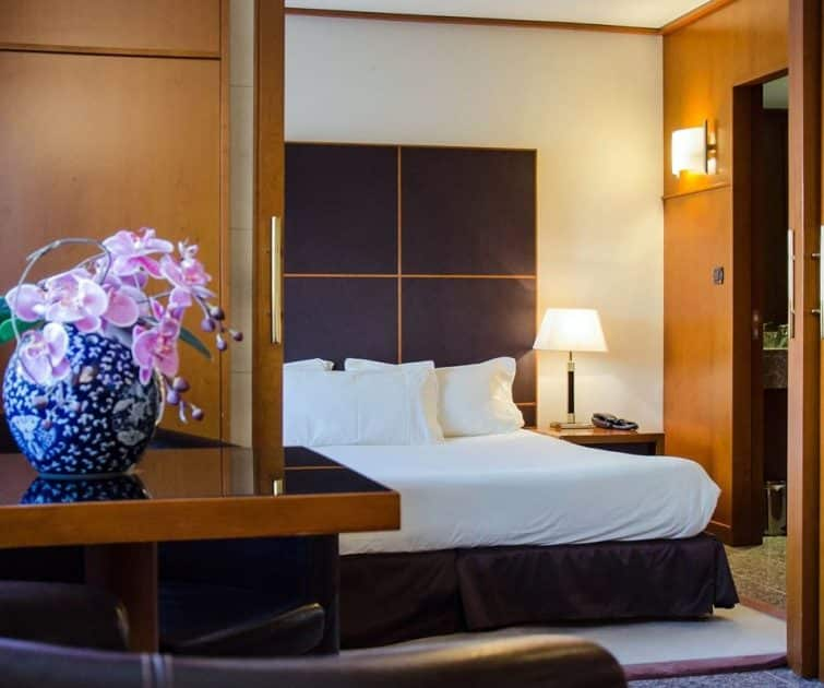 Chambre dans l'hôtel Goldstar Resort and Suites, Nice