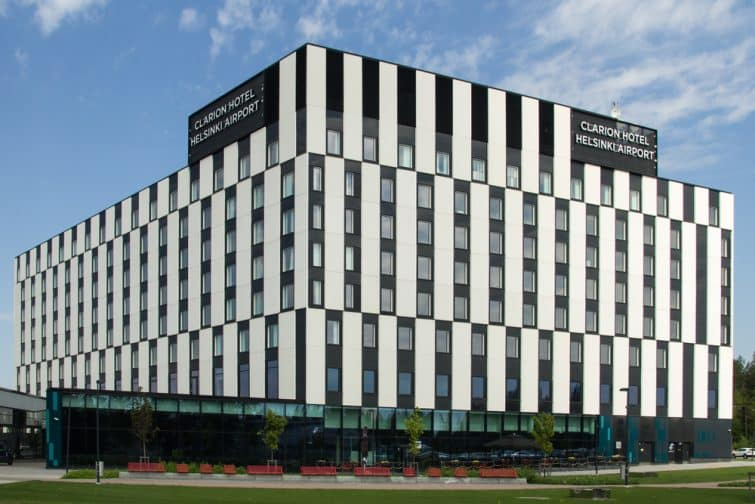 Le Clarion Hotel Airport d'Helsinki