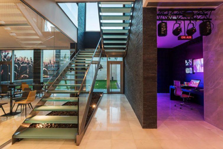 Hall d'entrée, HF Fenix Hotel, Lisbonne