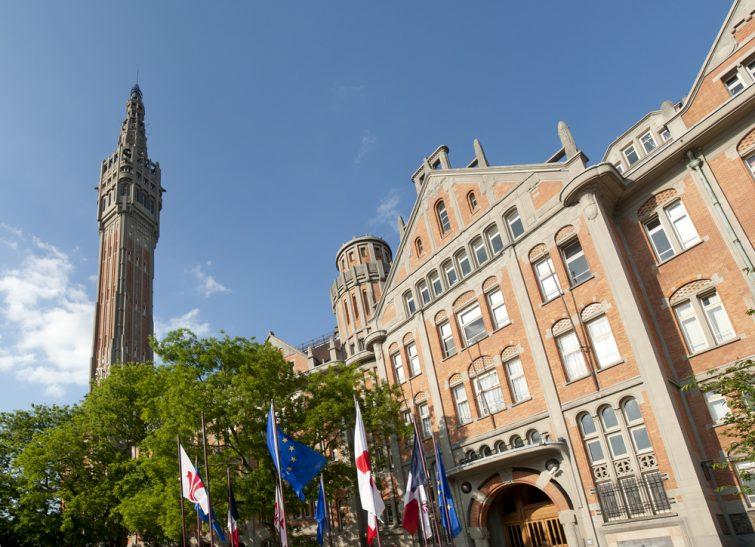 Hôtel de ville, Lille