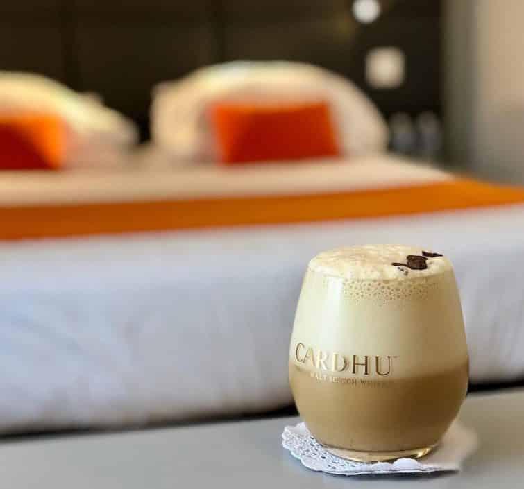 Cocktail à l'hôtel Nice Riviera