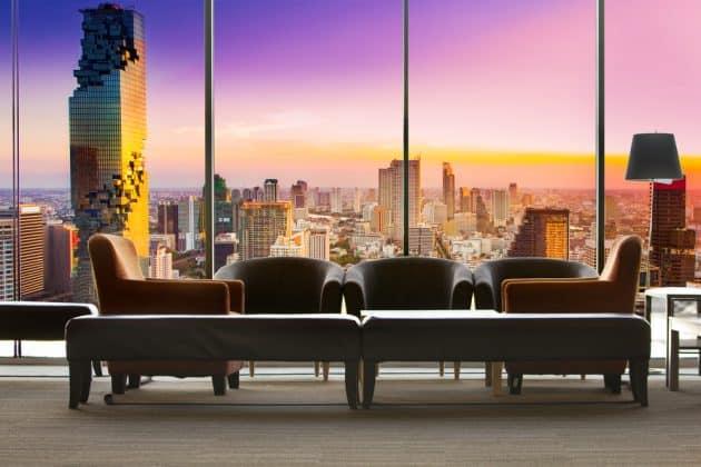 Les 10 meilleurs hôtels avec vue de Bangkok